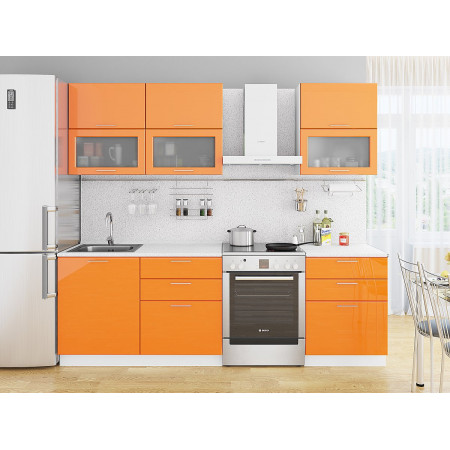 Валерия-М-01 Оранжевый глянец