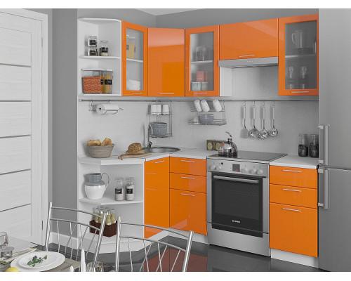 Валерия-М-04 Оранжевый глянец
