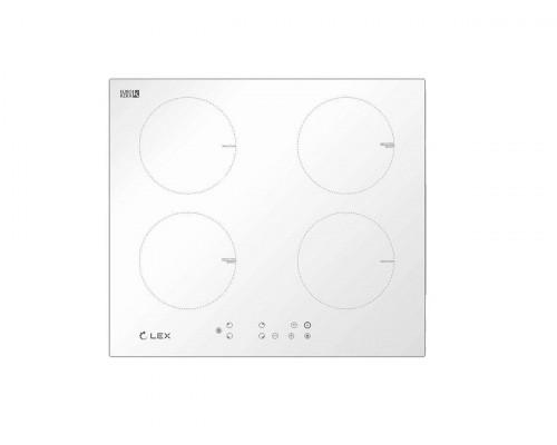 Индукционная варочная поверхность EVI 640-1 WH Белый