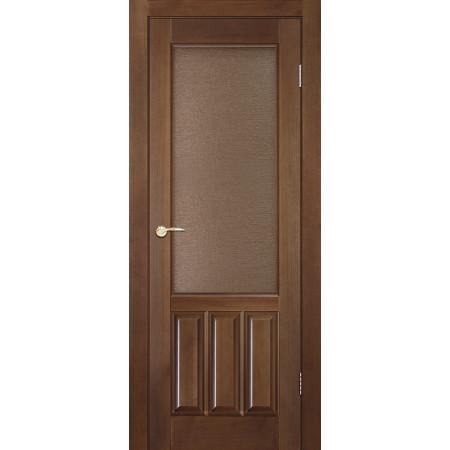 Межкомнатная дверь Браво ДГО 2-20 Массив сосны