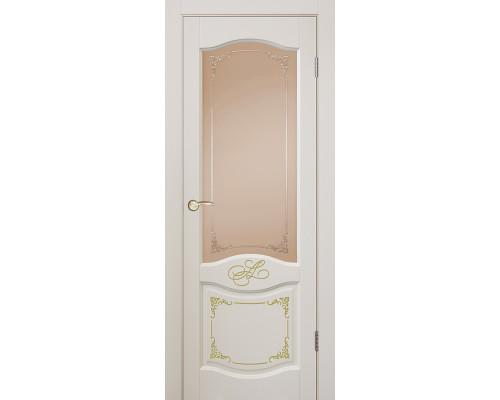 Межкомнатная дверь Арманд ДО Массив сосны
