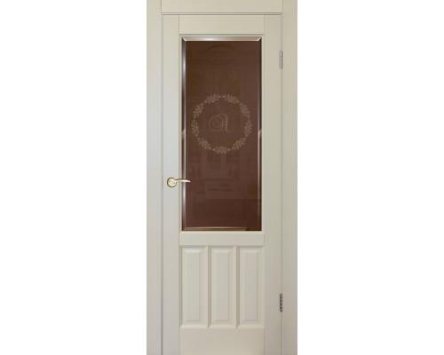 Межкомнатная дверь Браво ДГО 2-14 Массив сосны
