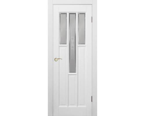 Межкомнатная дверь Авангард 1ДГ Массив сосны