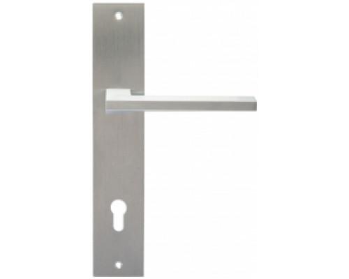 Дверная ручка Extreza Hi-Tech Azimut (Азимут) 102  PL11 CYL