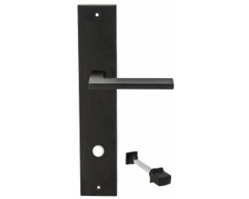 Дверная ручка Extreza Hi-Tech Azimut (Азимут) 102  PL11 WC