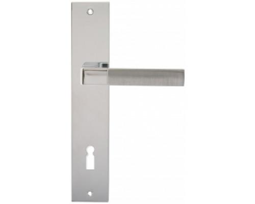 Дверная ручка Extreza Hi-tech Fiore (Фиоре) 110 PL11 KEY