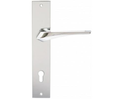 Дверная ручка Extreza Hi-Tech Gira (Гира) 108 PL11 CYL