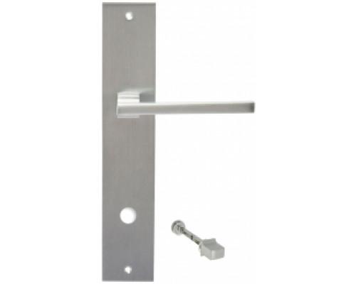 Дверная ручка Extreza Hi-Tech Roksi (Рокси) 107 PL11 WC