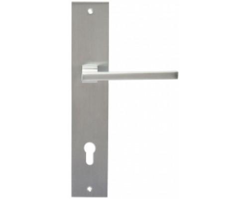 Дверная ручка Extreza Hi-Tech Roksi (Рокси) 107 PL11 CYL
