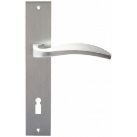 Дверная ручка Extreza Hi-Tech Tori (Тори) 101 PL11 KEY