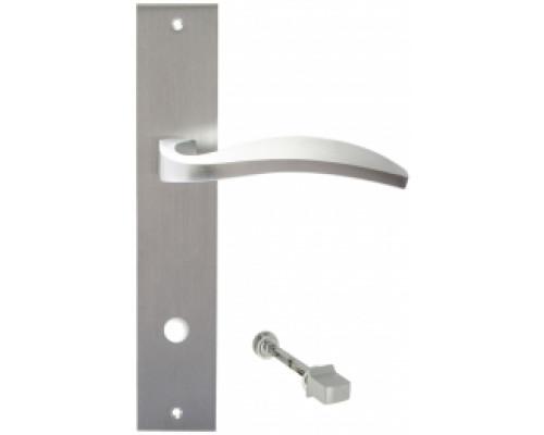 Дверная ручка Extreza Hi-Tech Tori (Тори) 101 PL11 WC