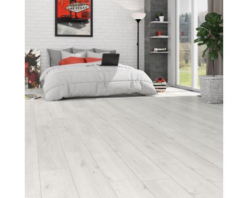 Ламинат Westerhof Platinum+ Дуб Перламутровый 1380*190*10мм